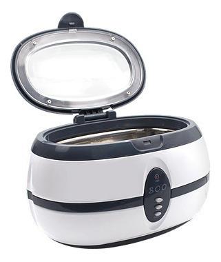 limpador de jóias e relógios ultrassonico solver hlu800
