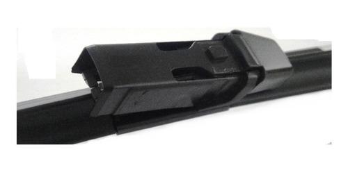 limpador de parabrisa traseiro de silicone crosfox 2003/2009