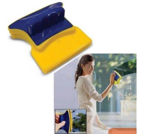 limpador magnético - limpa vidro, aquários, janelas oferta