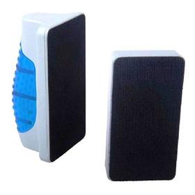 Limpador Magnético P/ Limpeza De Vidraças, Janelas, Aquários