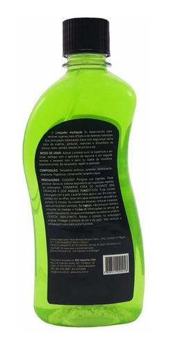 limpador multiação apc vonixx limpeza interna 500ml