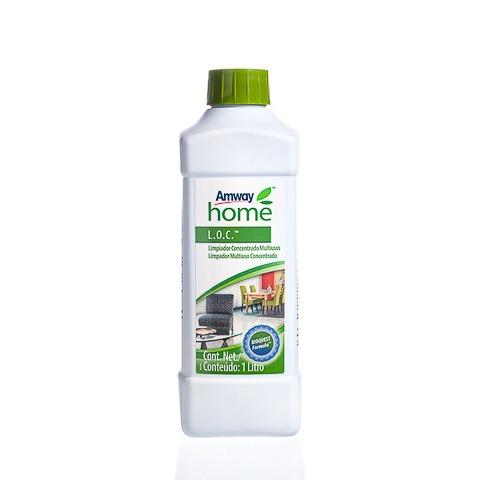 limpador multiuso concentrado + frasco spray