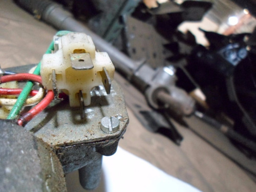 limpador pára-brisa motor