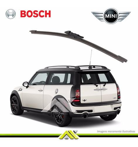 limpador para-brisa traseiro mini clubman 2010 a 2014 bosch