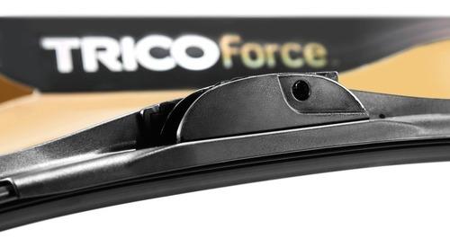 limpador para-brisa trico force land rover discovery 3 / 4