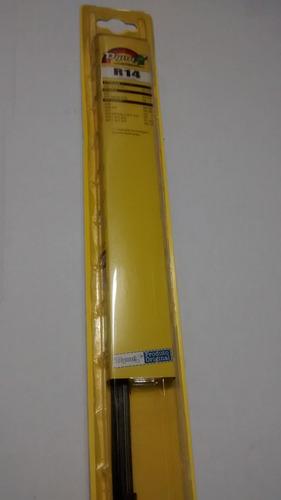limpador tras.citroen c3 /xtr r14 orig.silicone retira local