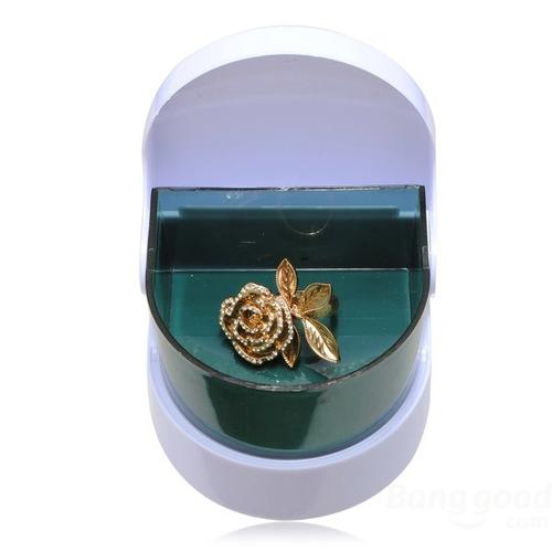 limpador ultrassonico -limpa joia, bijuteria, prata, ouro...