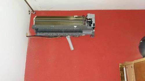 limpeza de ar condicionado split e janela (higienização)