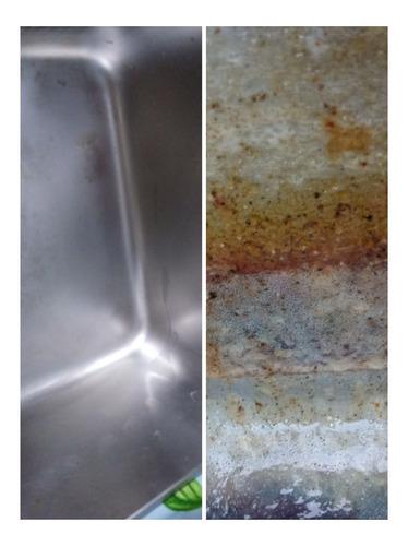 limpeza de panelas e cozinha de restaurantes.