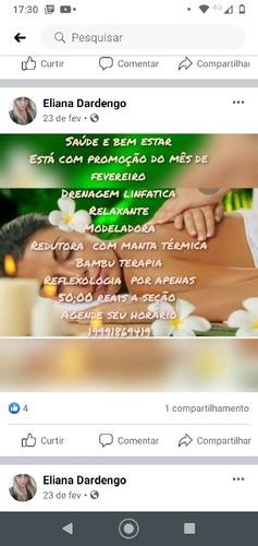 limpeza de pele depilação e masagem  femininas