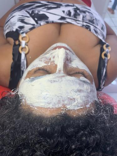 limpeza de pele profunda