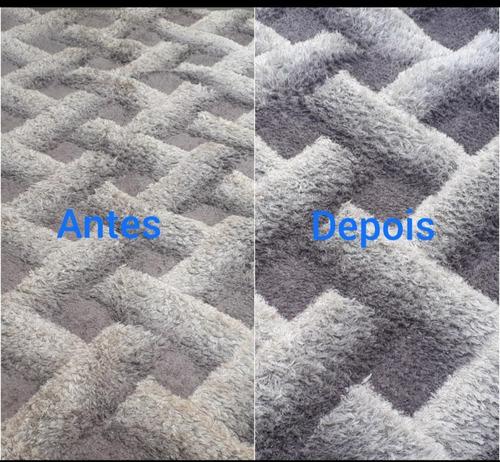 limpeza e higienização de sofá, colchão, tapetes e carpetes.