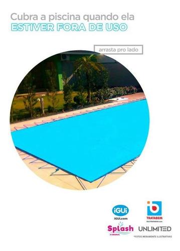 limpeza e manutenção de piscinas