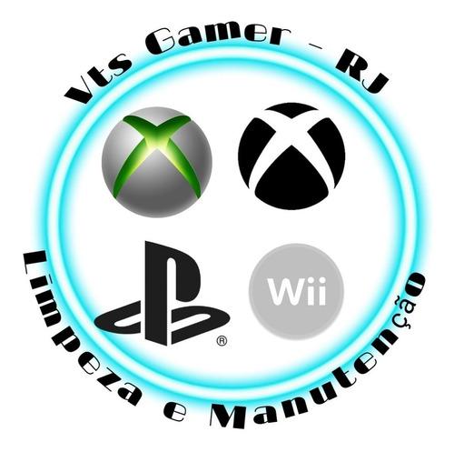 limpeza e manutenções de gamer