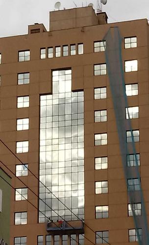 limpeza especial para vidros e fachadas prediais