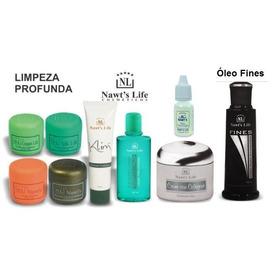 Limpeza Profunda  Tratamento Facial Nawts Life E Óleo Fines