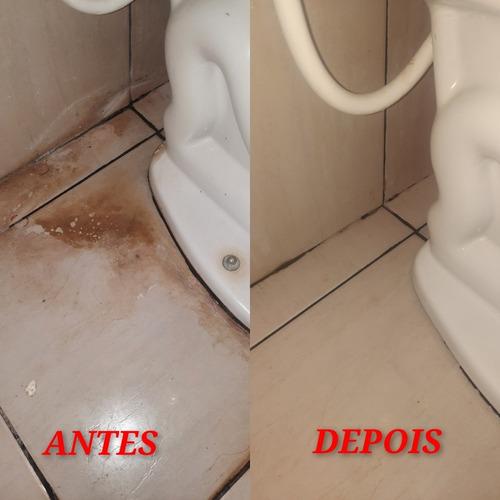 limpeza química especializada