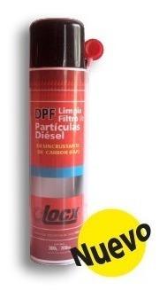 limpia filtro dpf diesel common rail locx