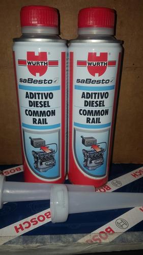 limpia inyector y aditivo common rail