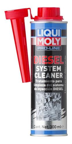 limpia inyectores diesel liqui moly pro-line 300ml