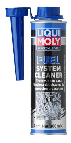 limpia inyectores nafta liqui moly pro-line 300ml