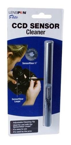 limpia limpieza sensor camara reflex sensorklear ii lenspen