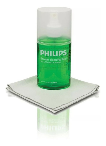 limpia pantallas lcd led plasma oled screen cleaner philips