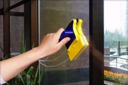 limpia vidrios magnetico - equipos nuevos