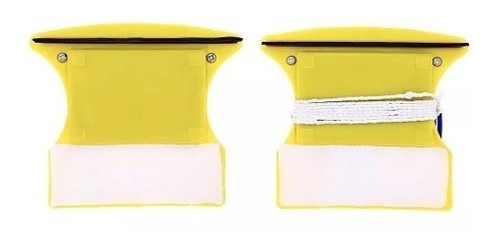limpia vidrios ventanas magnético  91902