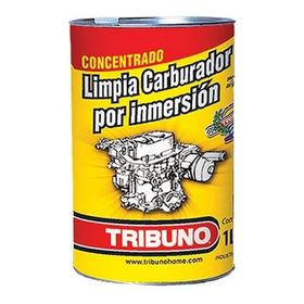 Limpiacarburadores Por Inmersion X 4 Litros Tribuno