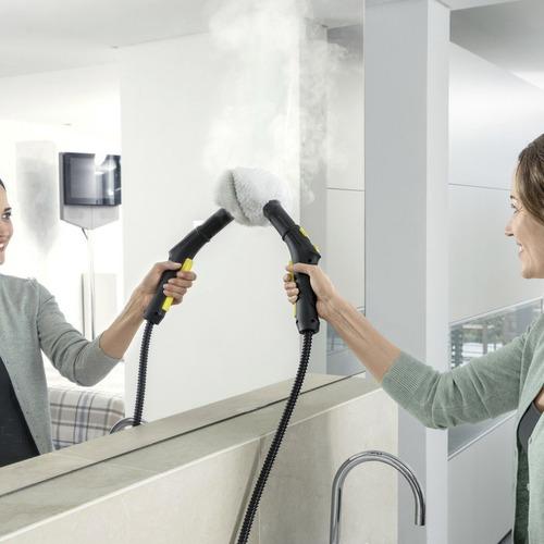 limpiador a vapor karcher sc3 easyfix 3.5 bar rend 75m2