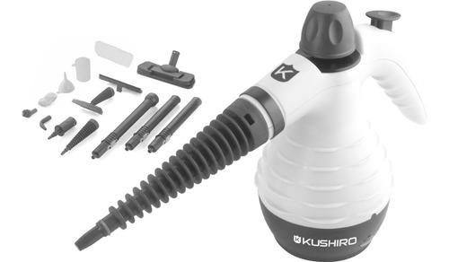 limpiador a vapor kushiro 1050w 300mm vp105k + accesorios