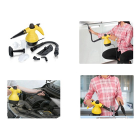 Limpiador A Vapor Limpiadora Muebles Maquina De Lavado