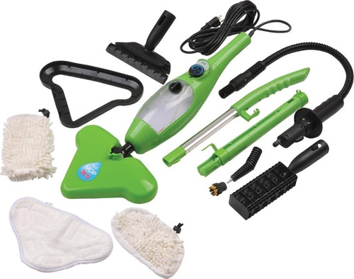 limpiador a vapor mop 5 en 1 limpia desinfecta envio gratis