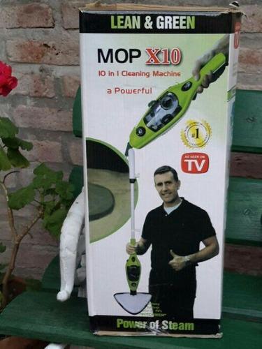 limpiador a vapor mop x10 repuestos h2o