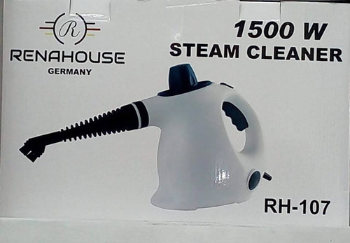 limpiador a vapor multiusos 15 in renahouse steam cleaner