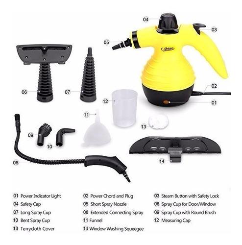limpiador a vapor pistola limpieza alta presión 1000w