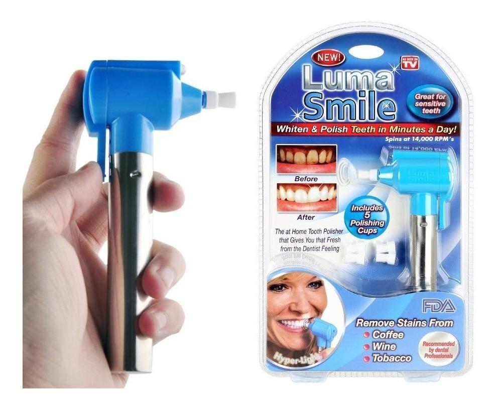Limpiador Blanquedor Dental | Dientes Manchas Luma Smile - $ 3.990 ...