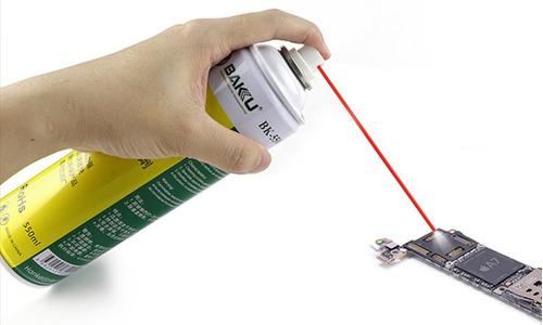 limpiador componentes electronicos baku 530 5500