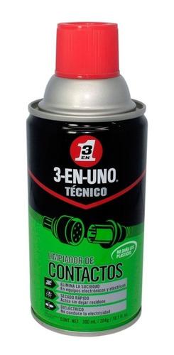 limpiador contacto dielectrico 10 onz 300ml licavir 6440300