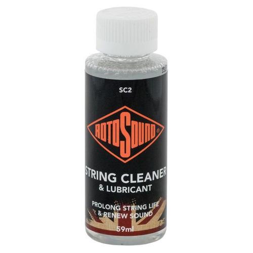 limpiador cuerdas guitarra - rotosound string cleaner