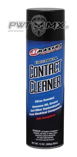 limpiador de contactos electricos contact cleaner maxima