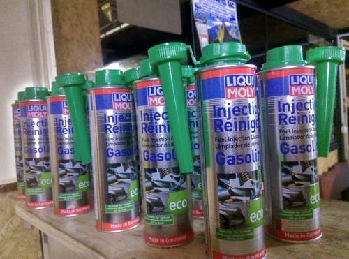 limpiador de inyectores gasolina liqui moly