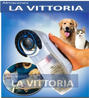 limpiador de mascotas para perros gatos a pila