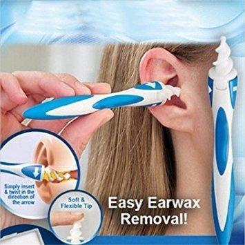 limpiador de oídos, cerumen, find back, extractor de cera
