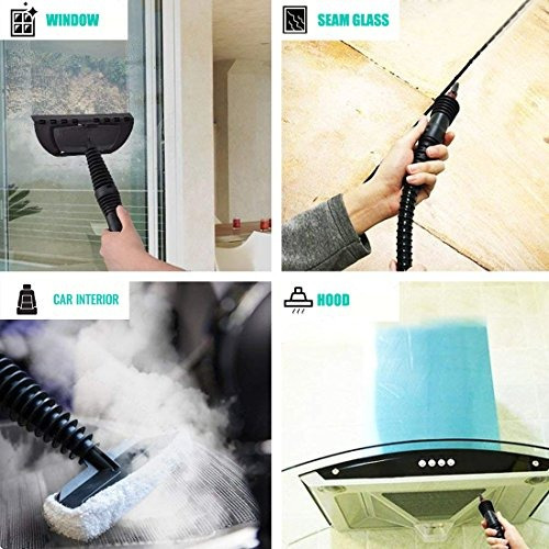 limpiador de vapor multiusos de alta presión sin productos q