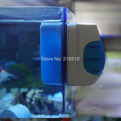 limpiador de vidrio magnetico acuarios peceras ventanas