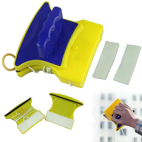 limpiador de vidrios magnetico