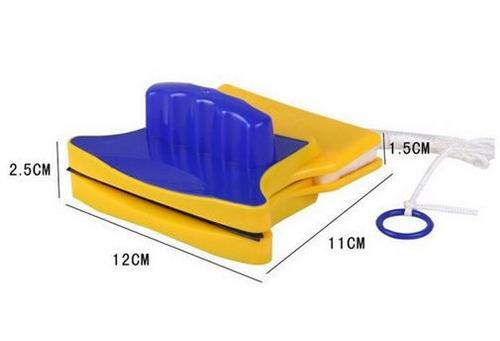 limpiador de vidrios magnetico!!