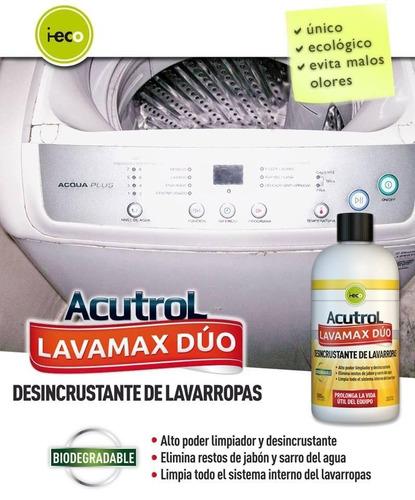 limpiador desincrustante de lavarropas x 1/2lt z/norte envio